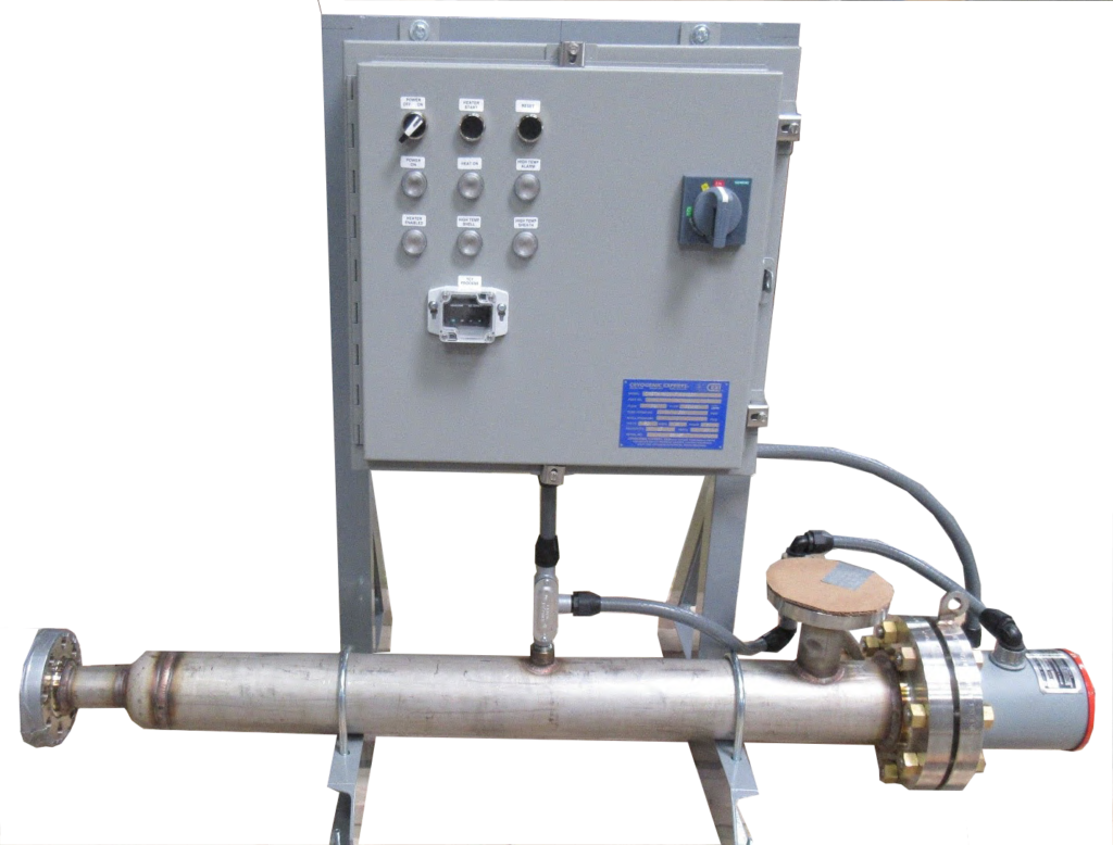 Electric Immersion Trim Heaters