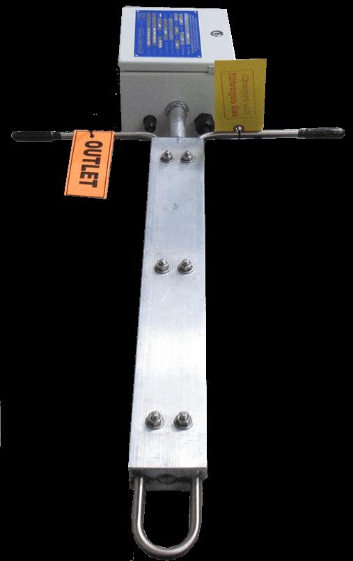 Small Electric Trim Heaters - Acme Cryogenics